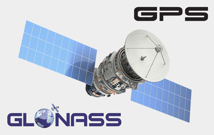 GPS and Glonass Compatible - X802DC-U