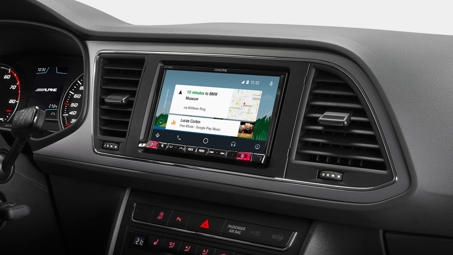 Online Navigation in your SEAT Leon - iLX-702LEON