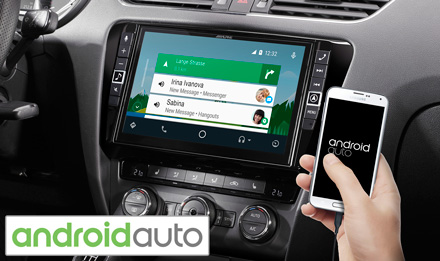 Skoda Octavia 3 - Works with Android Auto - X902D-OC3