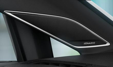 Golf 7 - Compatible with Dynaudio Sound System  - i902D-G7